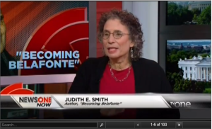 Judy E. Smith on NewsOne television interview