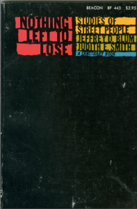 Nothing Left to Lose book cover