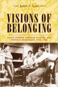 Visions of Belonging book cover